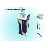 Quality Medical Fractional Laser Beauty Machine System Control 10600nm Wavelength fractional co2 laser for sale