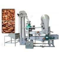 Quality Henan GELGOOG Machinery Pine Nut Peeling Machine Black Walnut Almond Huller for sale