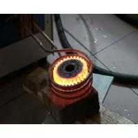 Buy cheap 25KW Super Audio Frequency Induction Heating Device Quenching product