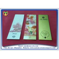 Quality Hotel Guides Signage Profiles custom aluminum manufacturing Color Anodizing And Extruding for sale
