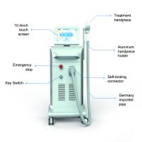 Newest promotion price Alexander 3 wave length diode laser hair removal machine