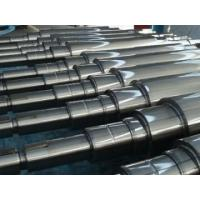 Quality Cold rolling mill Good Quality Big Gear Shaft for Heavy Duty Machines for sale