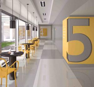Quality Large Format Square 1600x3200mm Ceramic Kitchen Floor Tile for sale