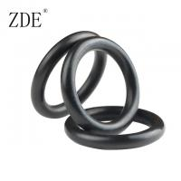 Quality Industrial Standard Customized Buna-N Nitrile Hard Rubber Ring Gasket for sale