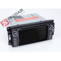 China GPS Navigation Radio Jeep Car Stereo Multimedia Player System With Rear Viewing Function on sale