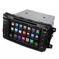 China TV Radio Quad Core Mazda Car GPS Navigation System , 3G DVD Player For Mazda CX 9 on sale