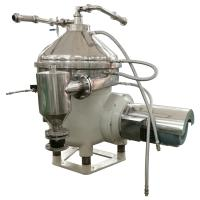 China Good Separation Disc Oil Separator For Skim Milk , Butter , Casein on sale