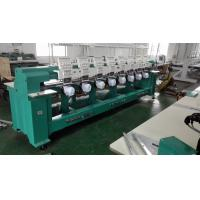 China Tubular Embroidery Machine / Computer Controlled Embroidery Machine 1000000 Stitches on sale