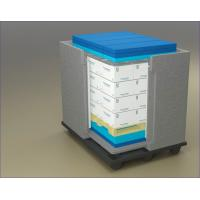Buy cheap Cooler Cold Chain Packaging Box Insulated Cooler Box With EPP from wholesalers