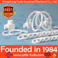 Quality Engineering plastic ptfe seal gasket for sale