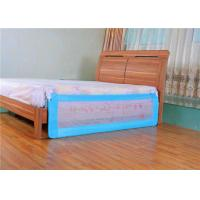 Quality Soft Summer Side Bed Rail / Removable Twin Bed Guard Rails Adjustable for sale