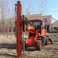Quality Hot sale hole drilling machine with various ground screw size for sale