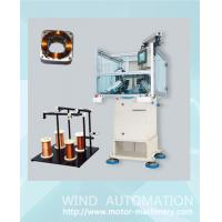 Quality Four pole stator winding machine 4 poles arm needle winding machine for sale