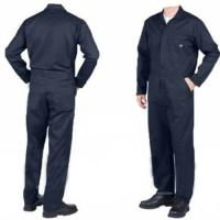 China Mens Navy Coveralls Boiler suit Overalls for Warehouse Garages Students worker halloween costumes dogs on sale