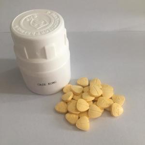 China High Quality Safe Raw SARM Powder , Fat Burning SARMS KONG*50's 76mg * 50pcs CAS 14252-80-3 on sale