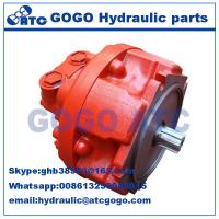 Buy cheap SAI GM05 Series Hydraulic Motor Pump Bent Axle Radial Plunger Piston Hydraulic Motor product