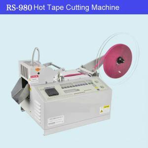 China Nylon&Polyester Tape/Belt/Fabric/Webbing/Strap Hot Cutter Cutting Machine on sale