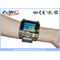 Buy cheap High Effective Health Care LLLT Laser Wrist Watch With Class3 Laser product