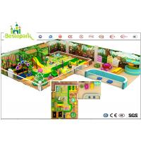 Quality Pre - School Colorful Kids Indoor Soft Playground Fun Place 15.86 * 7.32  * 8M for sale