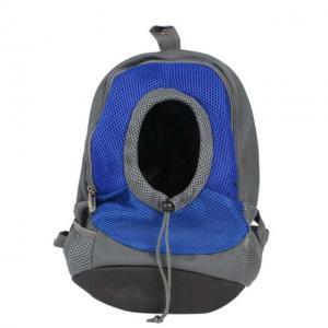 China Pet Carrier Dog Carrier bag Portable Travel Bag Pet Dog Front Bag Mesh Backpack Head Out Double Shoulder Pet Backpack on sale