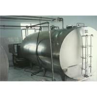 Quality Milk cooling storage tank for sale