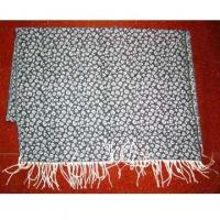 Buy cheap Acrylic Woven Scarf, Measuring 170 x 60 x 8cm from wholesalers