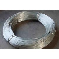 Quality Hot Dipped Galvanized Wire Q195 4.5mm for sale