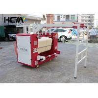 Quality Automatic Roller Lanyard Heat Press Machine With 42cm Diameter Oil Heating Drum for sale