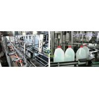 Quality Automatic Water Filling Machines , Gravity Bottling Line Equipments For Still Water for sale