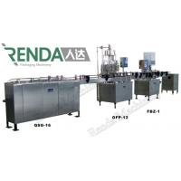 China Soda Water Electric Can Filling Machine Gas Drink Carbonated Bottling Equipment Cola Tea on sale
