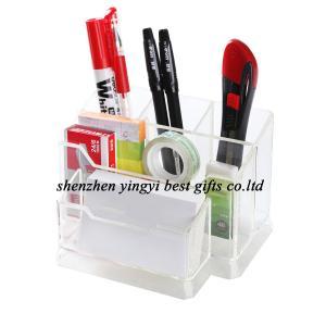 China acrylic desk Organizer on sale