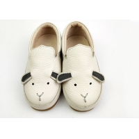 China Kids' Classic Real Leather Sneaker Shoes Manufacturer  EUR21-31 for Girls Boys on sale