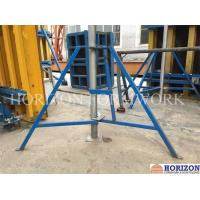 Removable Slab Formwork Construction Folding Tripod Q235 Steel Pipe Material
