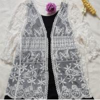 China african lace designs lace blouse cotton lace top lace shirt on sale