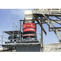 Quality Granite Single Cylinder Hydraulic Cone Crusher 660 For Aggregate Construction for sale