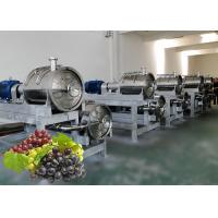Quality Industrial Grape Juice Processing Line Beverage Making Machine Energy Saving for sale
