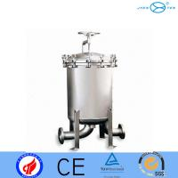 Quality Sea Water Multi Industrial Oil Filter Industrial Water Strainers SS316L SS304 for sale