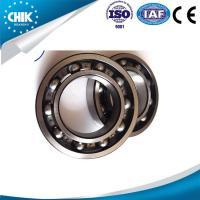 Machinery parts motorcycle deep groove ball bearings with high precision