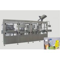 Quality HAG series full automatic pulp juice filling line for sale