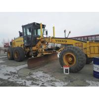 Quality Volvo G780B Second Hand Grader243hp Engine Power 6 Cylinders Original Paint for sale
