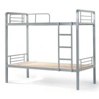 steel bed/metal bunk bed/double decker metal bed school furniture