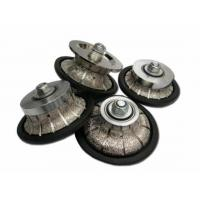 Quality Vacuum Brazed Hand Profiling Wheel for sale