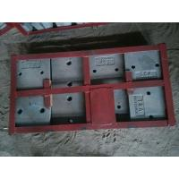 China Cr15Mo3 Tap Block  Wear-resistant Castings with Hardness More Than HRC56 on sale