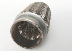 """Quality 2"""" X 8"""" Automotive Muffler 304 Stainless Steel Exhaust Flex Pipe for sale"""