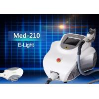 China IPL Skin Rejuvenation / Tightening Beauty Equipment with Wavelength 690 / 750-1200nm on sale
