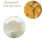 Quality Pure Herbal Extract Powder Polygonum Cuspidatum Extract Resveratrol CAS 501-36-0 for sale