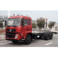 Quality Euro4 Dongfeng 6x4 EQ1250GD4DJ2 Truck Chassis,Dongfeng Camions for sale