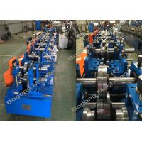 China Automatic Type Change Metal Z Purlin Making Machine High Performance on sale