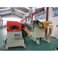Quality Rolling Stamping Processing Steel Plate Straightening Machine Unwinding Equipment Auto Discharging for sale
