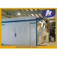Quality Abrasive Glass Bead Sandblasting Room / Booth For Surface Cleaning for sale